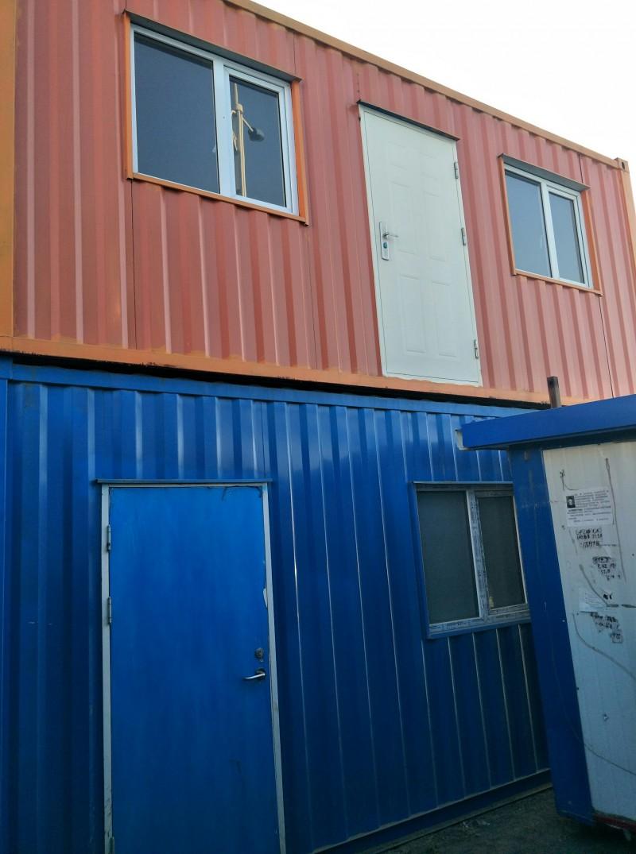 哈尔滨集装箱彩钢房出租租赁回收二手集装箱工地上下铺床