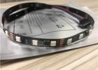 超高亮12V斷點續傳全彩燈帶SM16703 20段60燈
