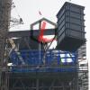 山东穹蓝环保砖厂专用湿式静电除雾器的内部装置介绍