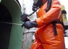 化工船舶专用德尔格 CPS5800化学防护服