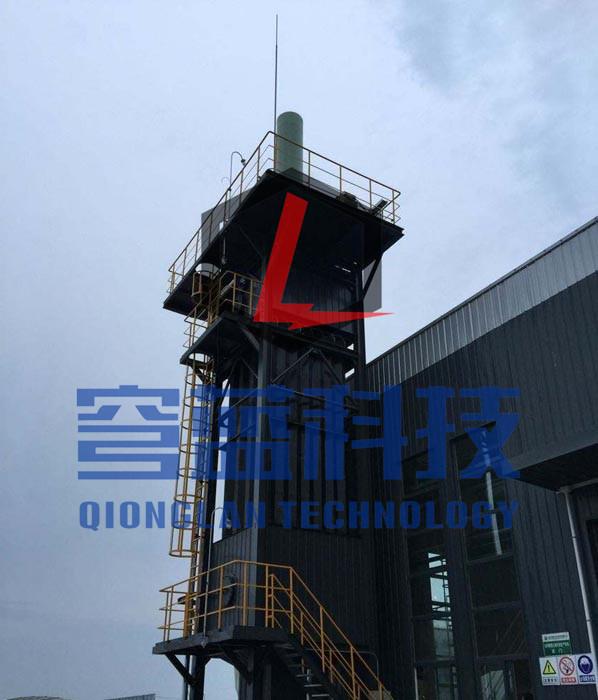 湿电除尘器厂家穹蓝环保供应电除雾器湿法脱硫除尘设备
