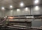 上復卷機軸采用超音速熱噴涂碳化鎢