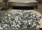 厂家批发 铝杯灯罩清洗烘干机 冲压铝件 电机外壳清洗烘干线