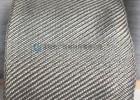 不锈钢纤维机织带,耐磨 耐腐蚀 经久耐用高温金属带厂家