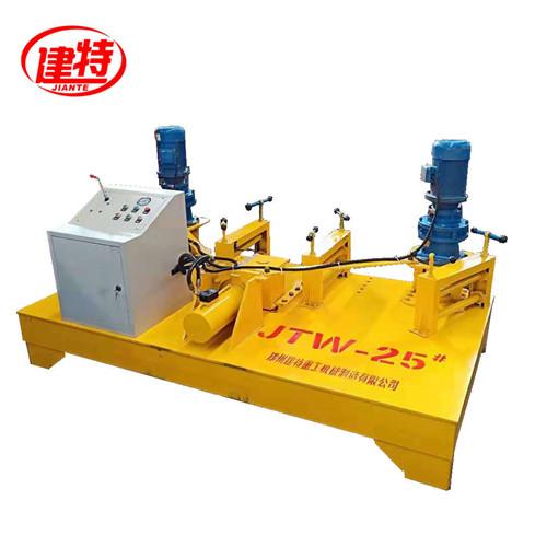 冷弯成型机_工字钢冷弯机厂家/建特重工JWS-250Ⅱ