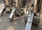 粉液高速混合机 飞刀高速搅拌机 粉体液体混合机