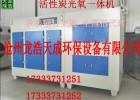 厂家直销活性炭吸附环保箱漆雾油漆异味处理箱