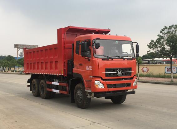 平头六驱自卸车,6×6驱动平头重型自卸车报价及配置