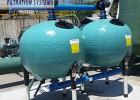 以色列阿科AGF砂滤器电厂冷却循环水自动反冲洗全塑浅层过滤器