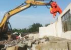 混凝土破碎钳的价格 液压挖掘机粉碎剪
