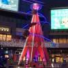 购物广场的星球轨道雕塑 科技馆仿真星球供应厂