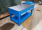 不锈钢工作台、带挂板钳工桌、重型模房工作台厂家