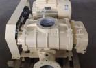 物料输送配套三叶罗茨鼓风机 气力输送配套旋转供料器 压力高