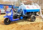農用三輪吸糞車 養殖場糞便清理吸糞車 多功能吸糞車價格