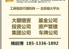 2019年成立北京资产管理公司条件及流程