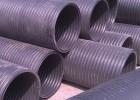湖南长沙HDPE中空壁管增强缠绕管湖南厂家