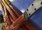打孔O型t2铜绞线软连接  文达绞线载流量看得到