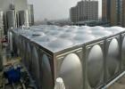 不锈钢水箱定制做 方形保温水箱厂家直销 消防水箱价格