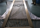 佛山不锈钢屏风加工厂不锈钢屏风制作工艺佛山市际丰金属