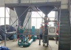 厂家直销粉煤灰输送旋转供料器 氧化镁输送 旋转供料器工程专用