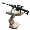 振宇协和射击设备气炮 广场景区游乐气炮 模拟射击游艺气炮枪