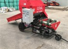 厂家现货青储饲料打捆包膜机 专业生产青贮打包机