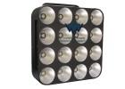 16头LED矩阵灯16*30W三合一酒吧效果灯