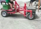 水泥砖电动运砖车 砖厂专用电瓶运坯车