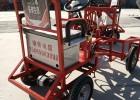 水泥砖电动叉砖车 砖厂专用电动运砖车