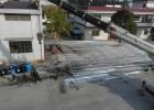 东莞大岭山阁楼安装工程 搭建铁皮瓦房 建设雨棚遮阳棚车棚