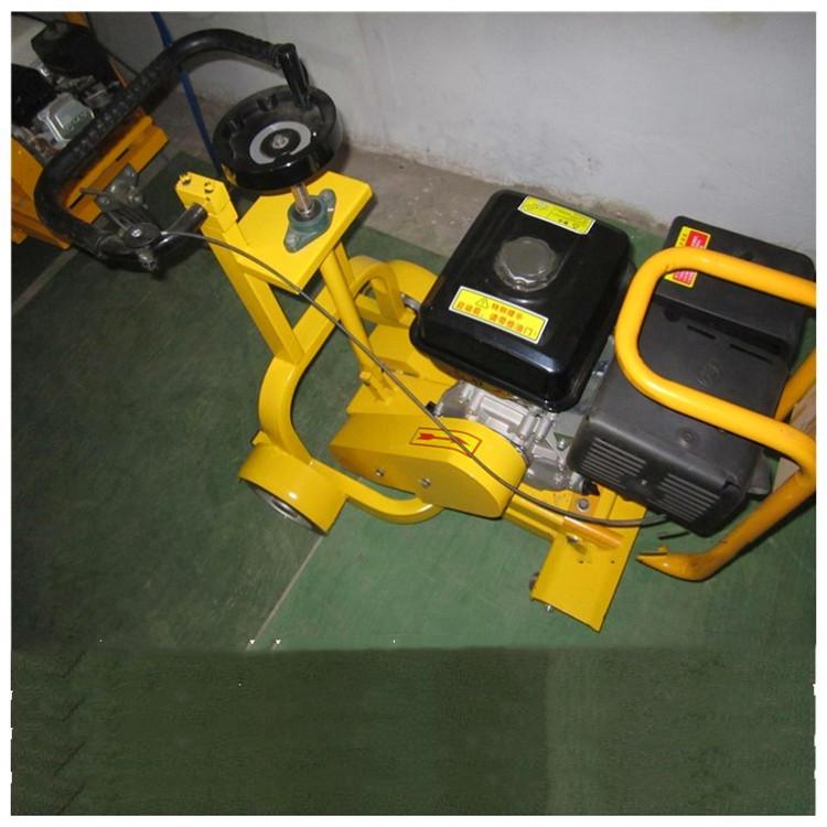 汽油路面开槽机混凝土沥青开槽机马路开槽扩缝机地面打宽机切缝机
