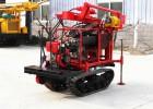 小型履带潜孔钻机厂家供应恒旺集团新型履带式气钻