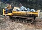 履帶運輸車廠家直銷農田水利礦山工程果園園林履帶自卸車