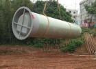 智能玻璃钢污水预制泵站