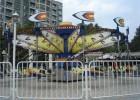 厂家直销风筝飞行旋转飞椅游乐设备新款大型双人飞天欢乐风筝飞行