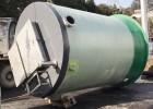 玻璃钢废水预制泵站优势