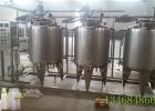 巴氏奶加工设备-加工羊奶专用设备-小型成套牛奶生产线