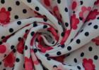 潍坊 40s有机棉汗布 有机棉印花针织布 儿童服装睡衣面料
