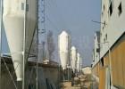 养殖玻璃钢料塔A猪舍自动上料储料玻璃钢料塔厂A自动化养猪料塔