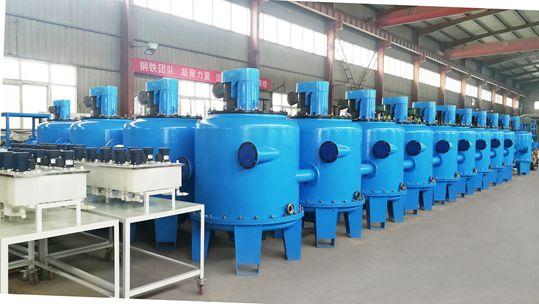 從廢催化劑中回收釩設備