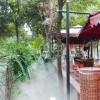 景观造雾设备厂家市政园林人造喷雾造景降温系统设备直供