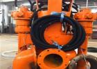 双搅拌挖掘机抽沙泵厂家 供应河沙泵