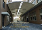 展艺膜结构张拉膜景观棚钢膜结构膜结构车棚雨棚大型遮阳棚安装