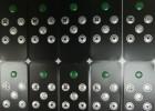 定做磨砂pvc光面亮面双膜按键标牌定制通过德国产品PAHS