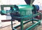 直供废油再生处理设备 热销斜筛式固液分离机 牛粪猪粪脱水机