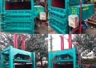 多类型双缸废弃物打包机生产销售