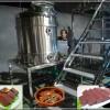 散装猪血加工设备-人工猪血设备-袋装猪血生产设备