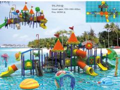 儿童滑梯游乐设施室内游乐园组合滑梯设备水上乐园滑梯