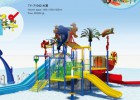 深圳水上滑梯 儿童游乐园组合滑梯 设备设施厂家