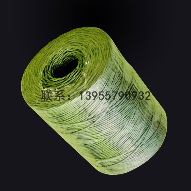 打捆绳龙达大拉力塑料捆草绳打捆机打包绳
